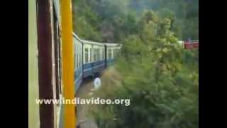 Kalka Shimla Rail Indian Railways Himachal Pradesh