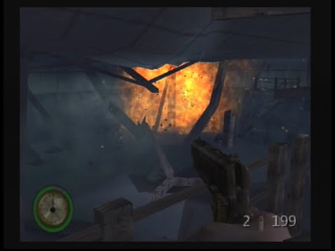 Medal of Honor: Rising Sun (Mission 6) Singapore Sling *Walkthrough* [PS2]