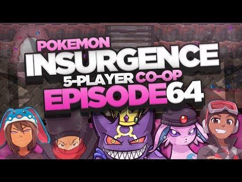 "Pokémon Insurgence 5-Player Randomized Nuzlocke - Ep 64 ""THE TIMELESS: LEADER RED"""