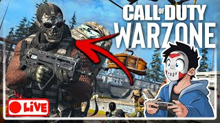 Delirious is live right now! Streaming CALL OF DUTY WARZONE!