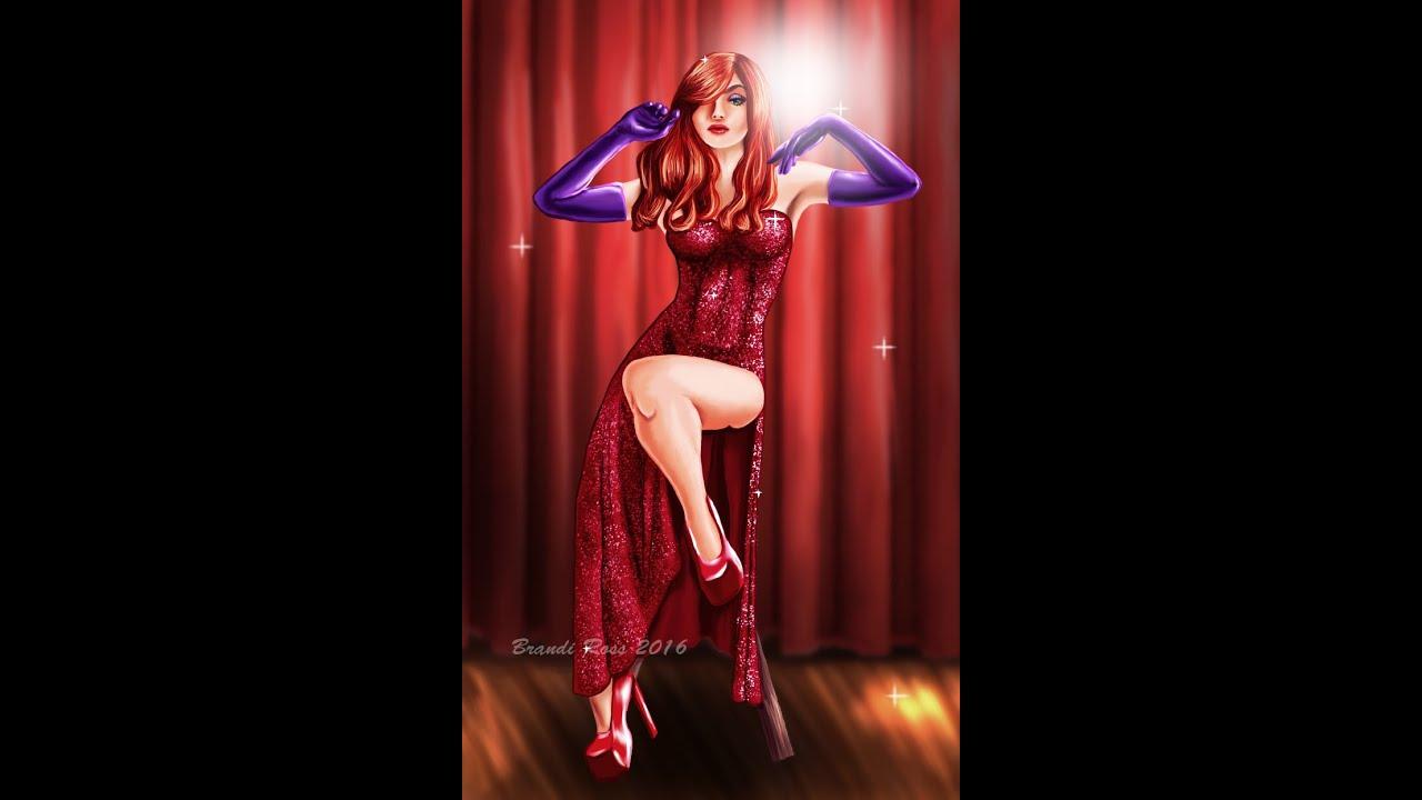 Jessica rabbit nude video-8131