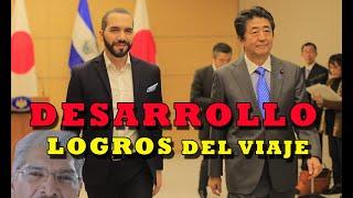 Líder Japonés MUESTRA ADMIRACION por Nayib Bukele │Gustavo López y las pensiones