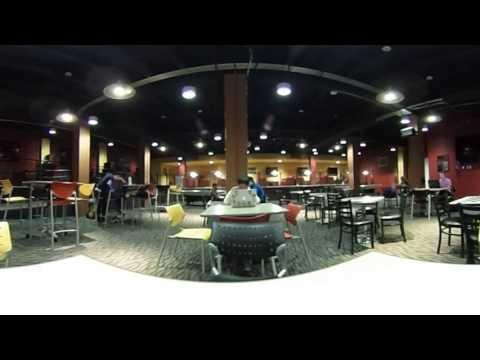 Coffman Bowling/Lounge Student Area