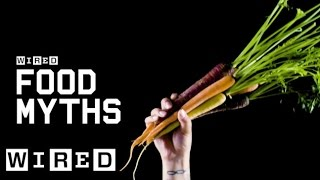 Food Myths: Do Carrots Improve Your Eyesight? | WIRED