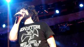 Counting Crows & Augustana - Why Should You Come When I Call - 8/1/09
