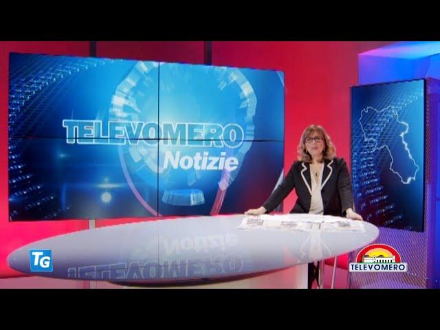 TELEVOMERO NOTIZIE 18 GENNAIO 2021 EDIZIONE DELLE 20 30