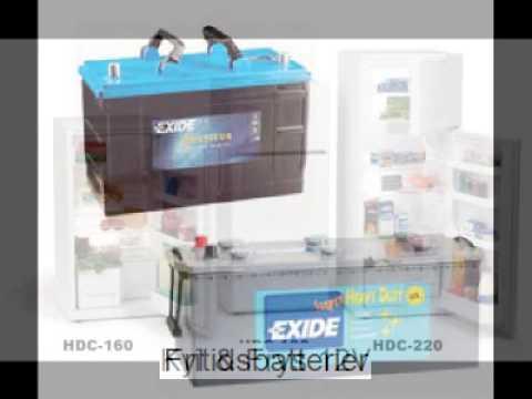 12 V produkter - solcellspaket