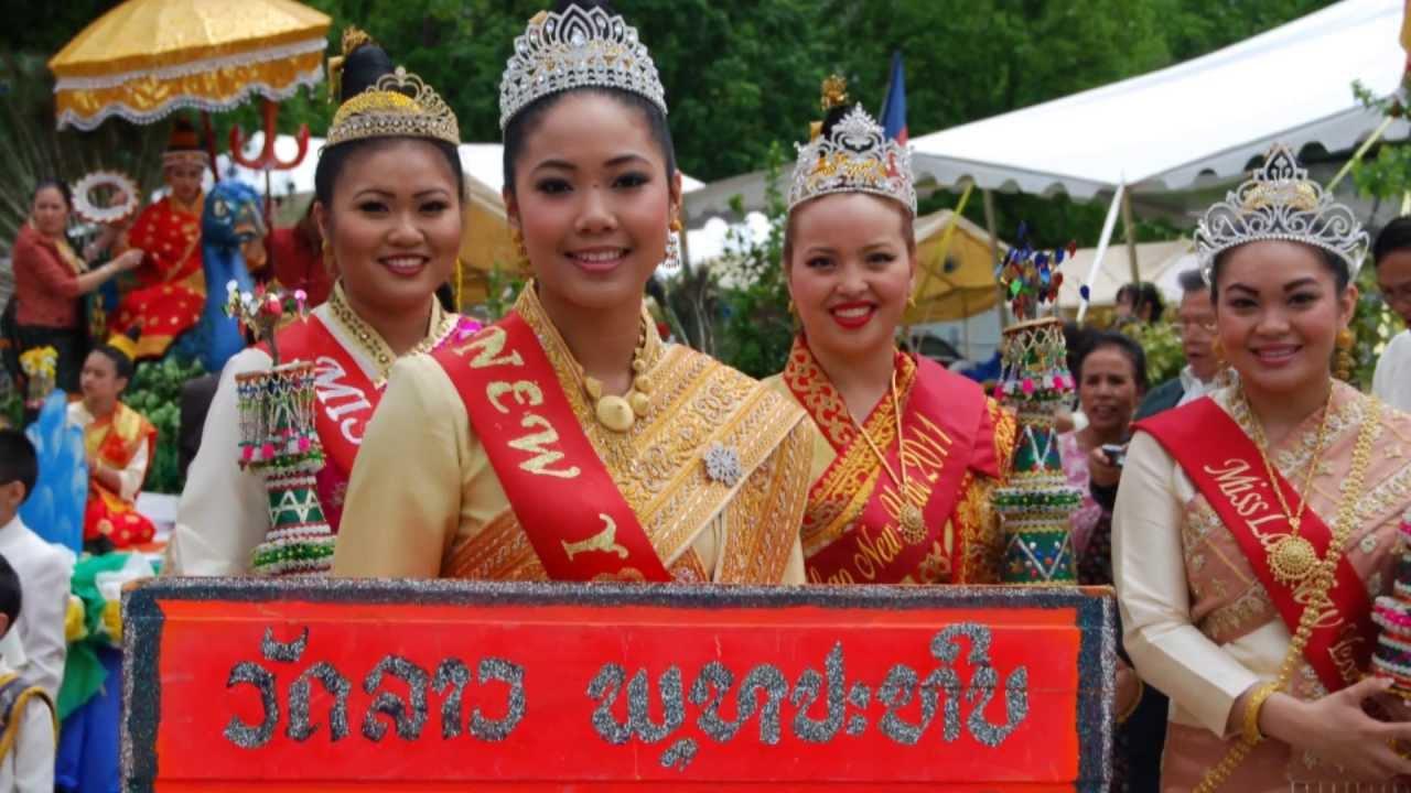 Lao new year festival 2013 3 lao buddhapathip temple nashville tn youtube - Lao temple murfreesboro tn ...