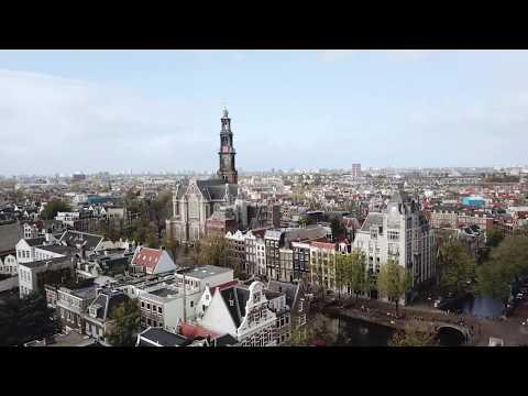 Amsterdam Drone 4K