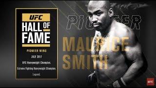 Hall da Fama do UFC: Maurice Smith