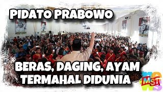 Gol Buwnuhh Diri Jelang Debat Capres, Prabowo Ketahuan Ngibul Lagi!