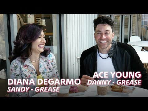 Diana DeGarmo and Ace Young Talk about Studio Tenn's