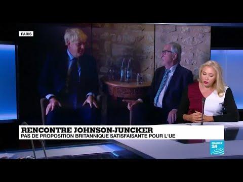 """Brexit : """"pas de proposition britannique satisfaisante"""" selon la commission européenne"""