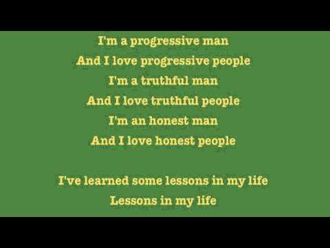 Peter Tosh - Lessons in my Life (Lyrics)