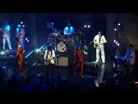 We Are Family - Chic Ft. Nile Rodgers Live at the BBC Theatr