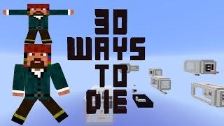 "Random Minecraft: ""30 ways to die"" 30 НАЧИНА ДА УМРЕМ !"