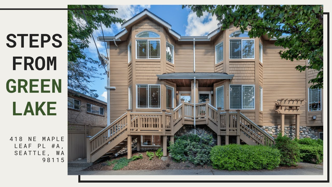 418 NE Maple Leaf Pl #A, Seattle, WA 98115 | MLS# 1784922 | BrennerHill