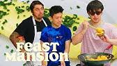 Joji and Rich Brian Make a Classic Japanese Street Food