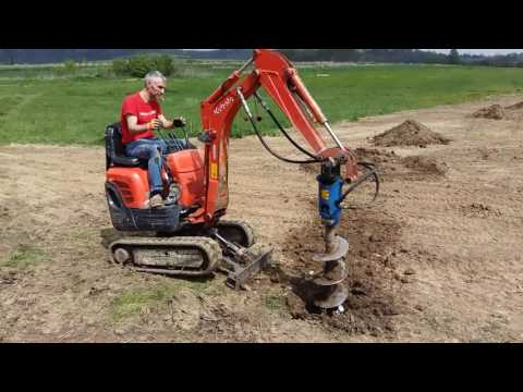 Kubota work home  (drill)