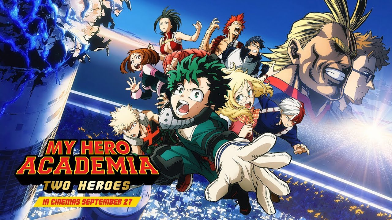 my hero academia film ger sub