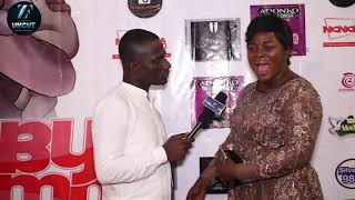 I Didn't Collapse Actress Joyce Boakye's Marriage, Her Husband Arrested Her Boy - Kani Gloria Speaks