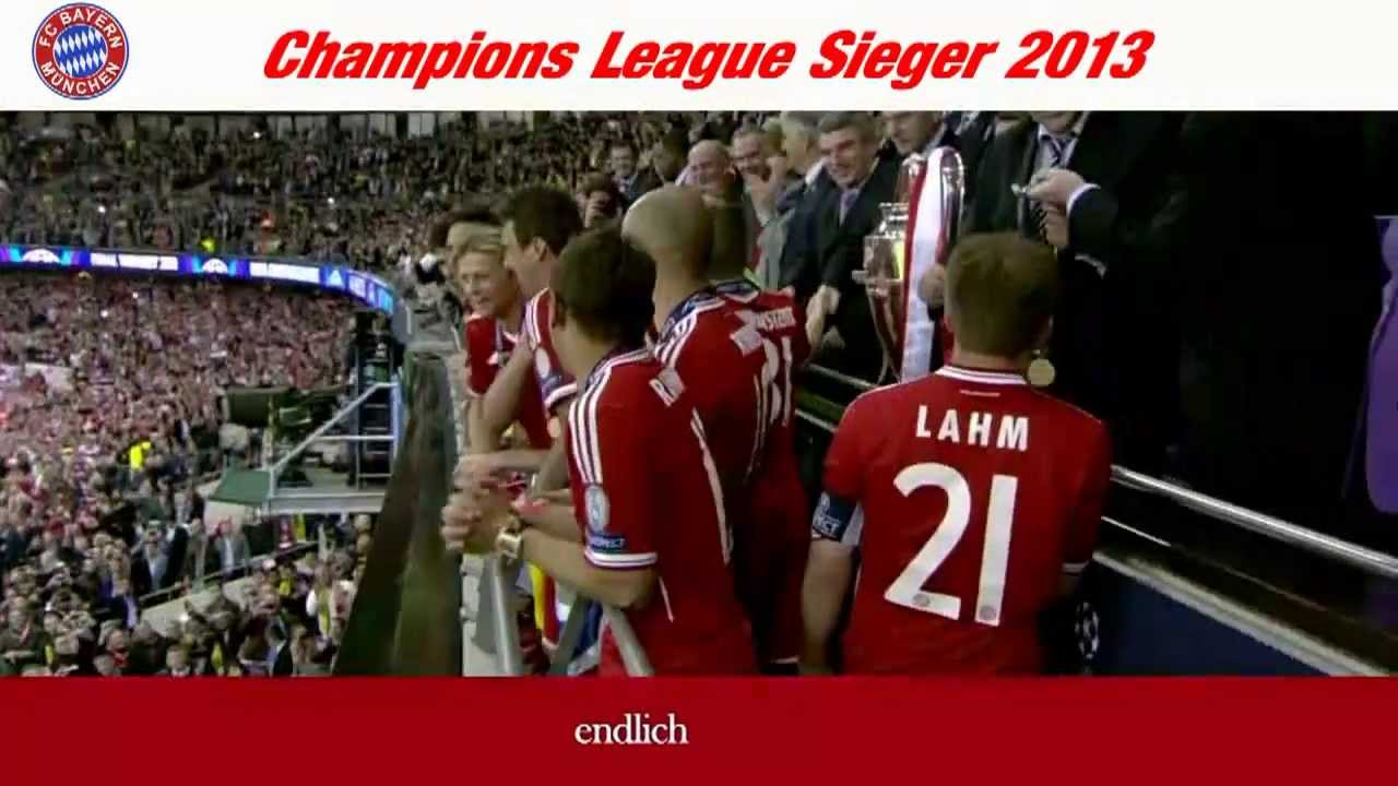 Champions League Sieger
