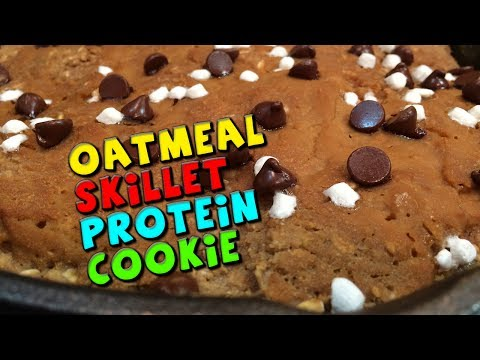 oatmeal-skillet-protein-cookie-recipe-(high-fiber)