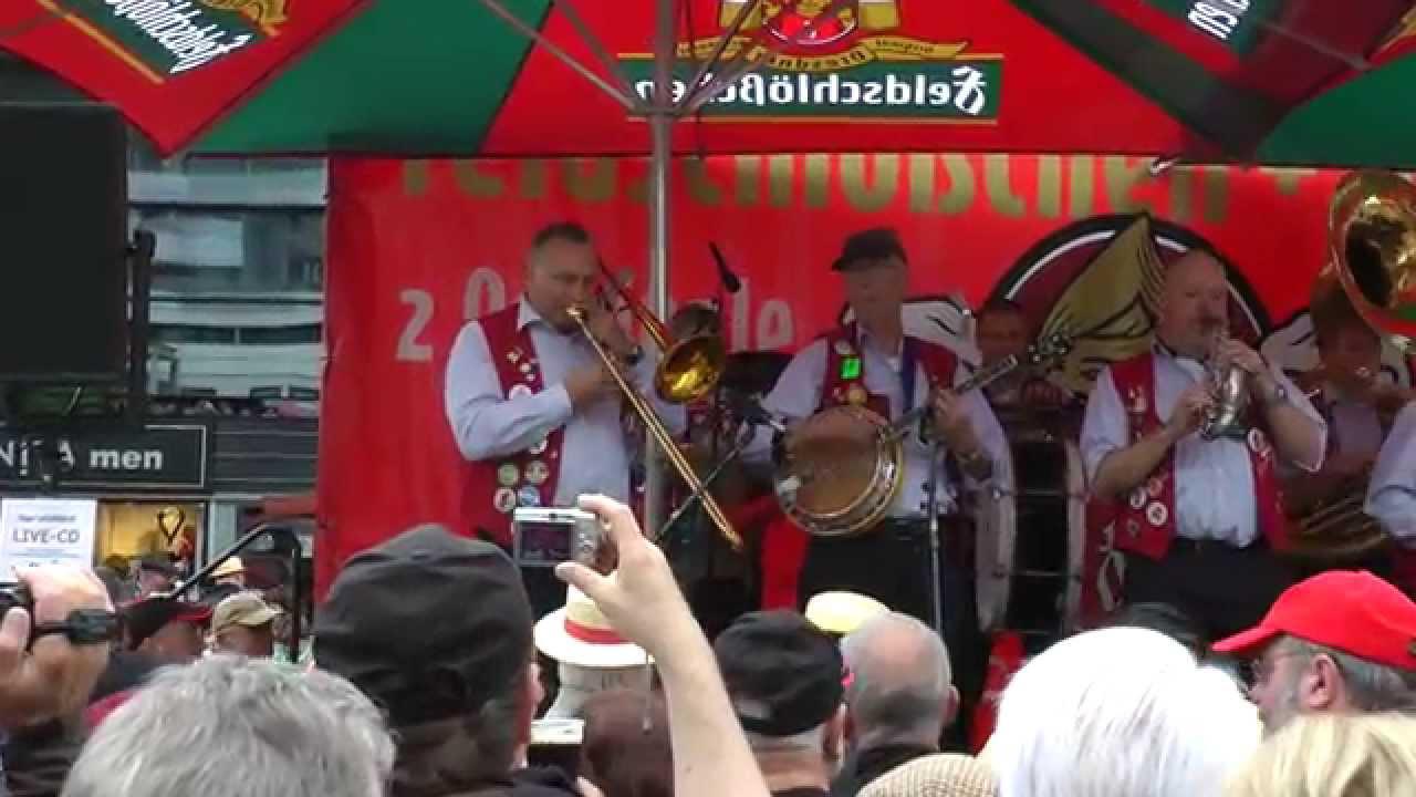 Lamarotte Jazzband Dresden 2014 Erster Teil HD