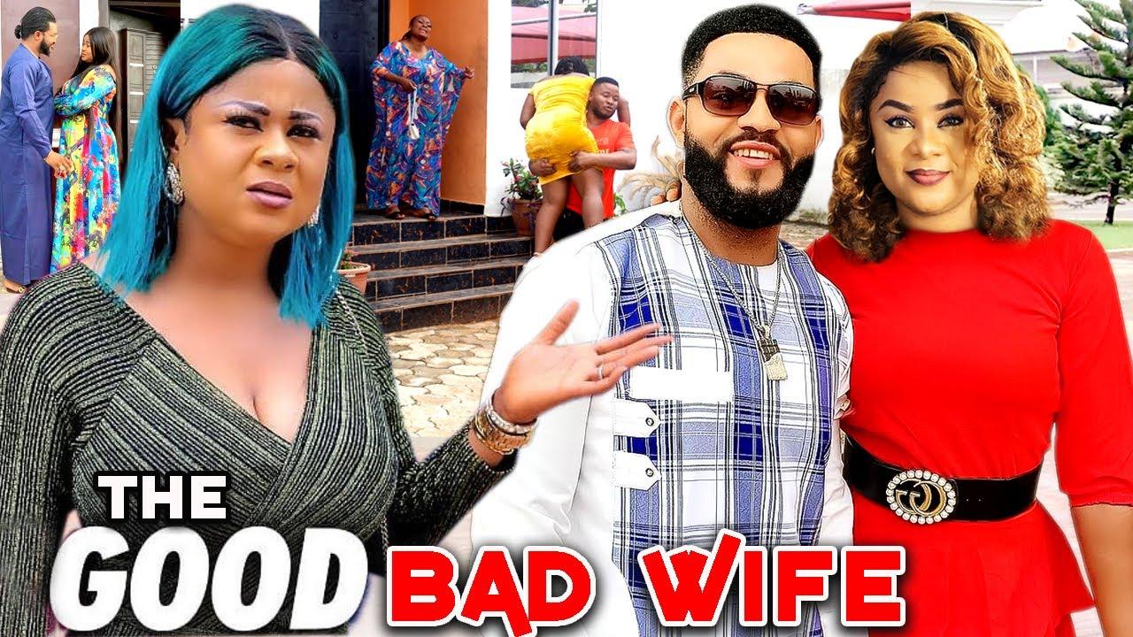 Download The Good Bad Wife Full Movie - Uju Okoli 2021 Latest Nigerian Nollywood Movie Full HD