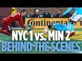BEHIND THE SCENES | NYCFC Vs. Minnesota United | 09.29.18