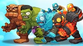 Plants Vs Zombies Fan Made Los Zombies Mas Fuertes