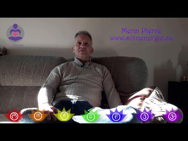 Témoignage de Pierre pour Monasoleil médecine énergétique