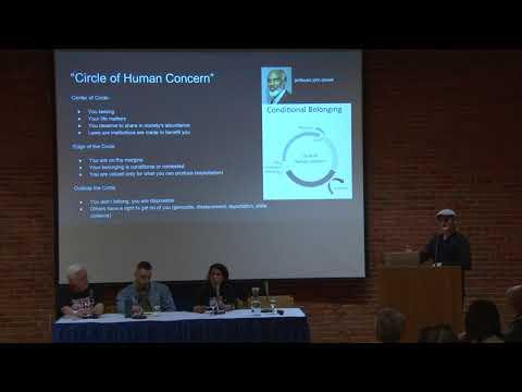 A Conversation about Economic Justice 2 13 18R