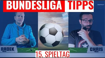 BUNDESLIGA VORHERSAGE TIPPS #15 ⚽️ Prognose und Tipphilfe zum 15. Spieltag 2019/2020