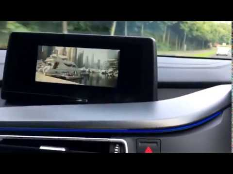 BMW i8 IN-MOTION DVD/TV/FREEVIEW