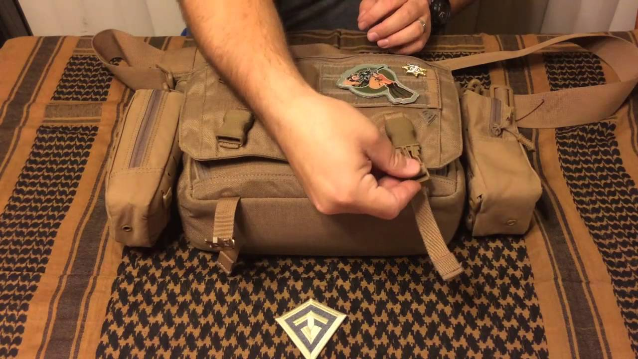 8f95bdf13c9c Summit Side Satchel Review - YouTube