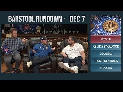 Barstool Rundown - December 7, 2017