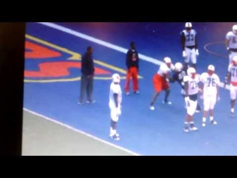Vincent owoeje defensive end/linebacker morgan