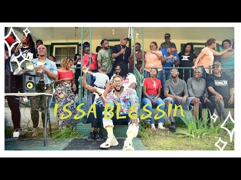 Dennis Reed Featuring Gap - Issa Blessing (Short Film)