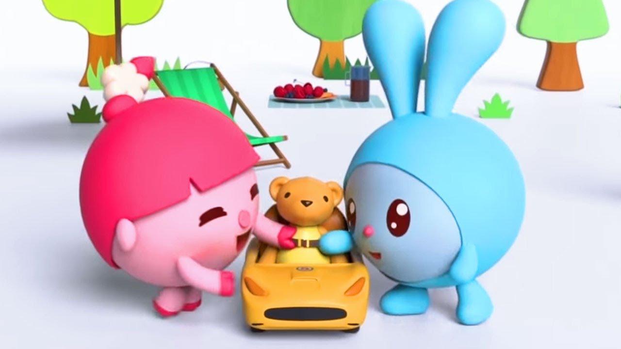 Малышарики | Топ 10 последних серий | Мультфильмы для детей