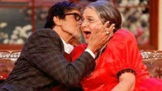 Repeat youtube video Comedy Nights With Kapil Amitabh Bachchan 5th April 2014 Full Episode