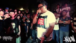 FlipTop - Magz vs Malixi - Beatbox Battle