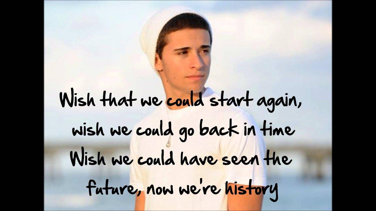 Jake Miller Ft Britney Holmes Goodbye Lyrics