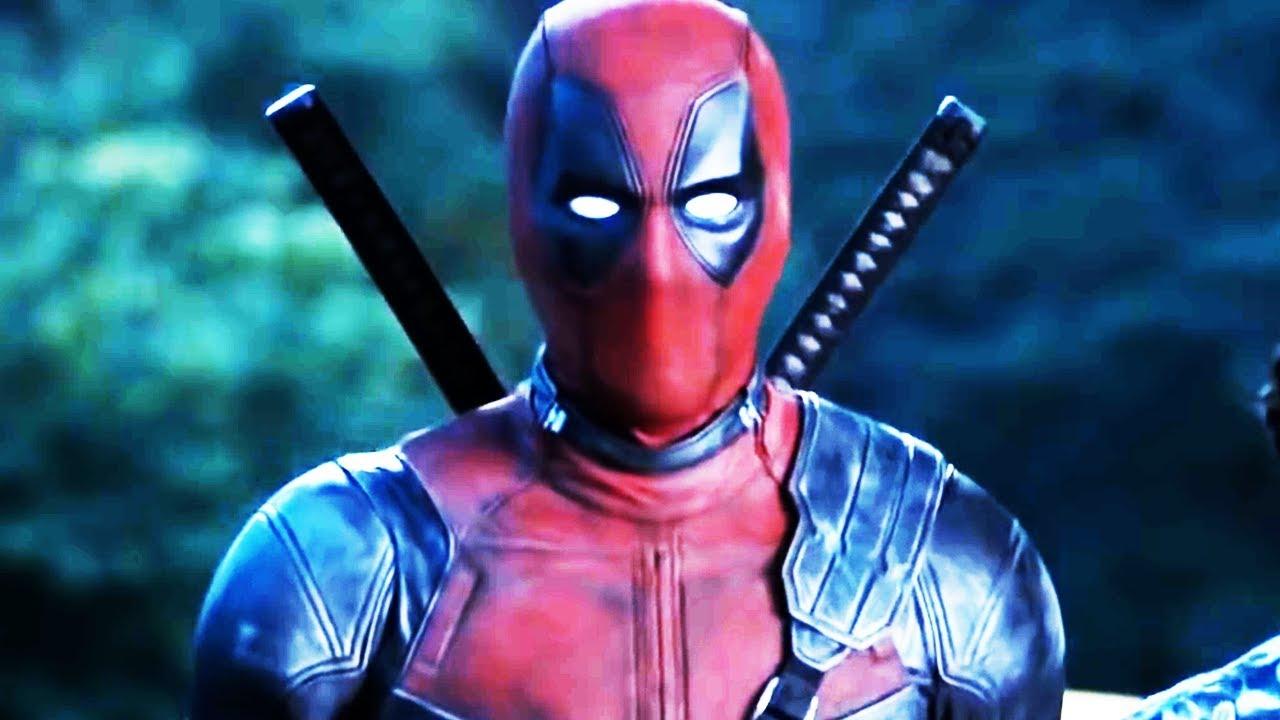 Deadpool 2 Teaser 2017 Movie 2018 - Official Trailer - YouTube