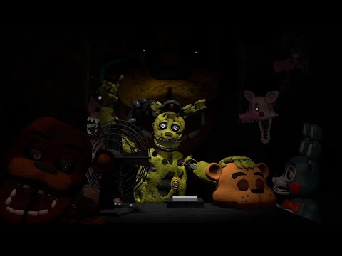[SFM/FNAF/YouTuber] - Markiplier's Nights At Freddy's 2 -