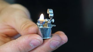 Miniature Lighters You Didn't Know Existed