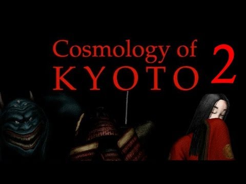 Cosmology of Kyoto - Exploration Adventure Game, Manly Playthrough Pt.2