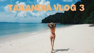 TAILANDIA Vlog 3: La pureza de KHAO SOK y el turismo de PUKET | BLONDEBE