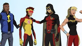 Video What's New for Young Justice - IGN Access download MP3, 3GP, MP4, WEBM, AVI, FLV Agustus 2017