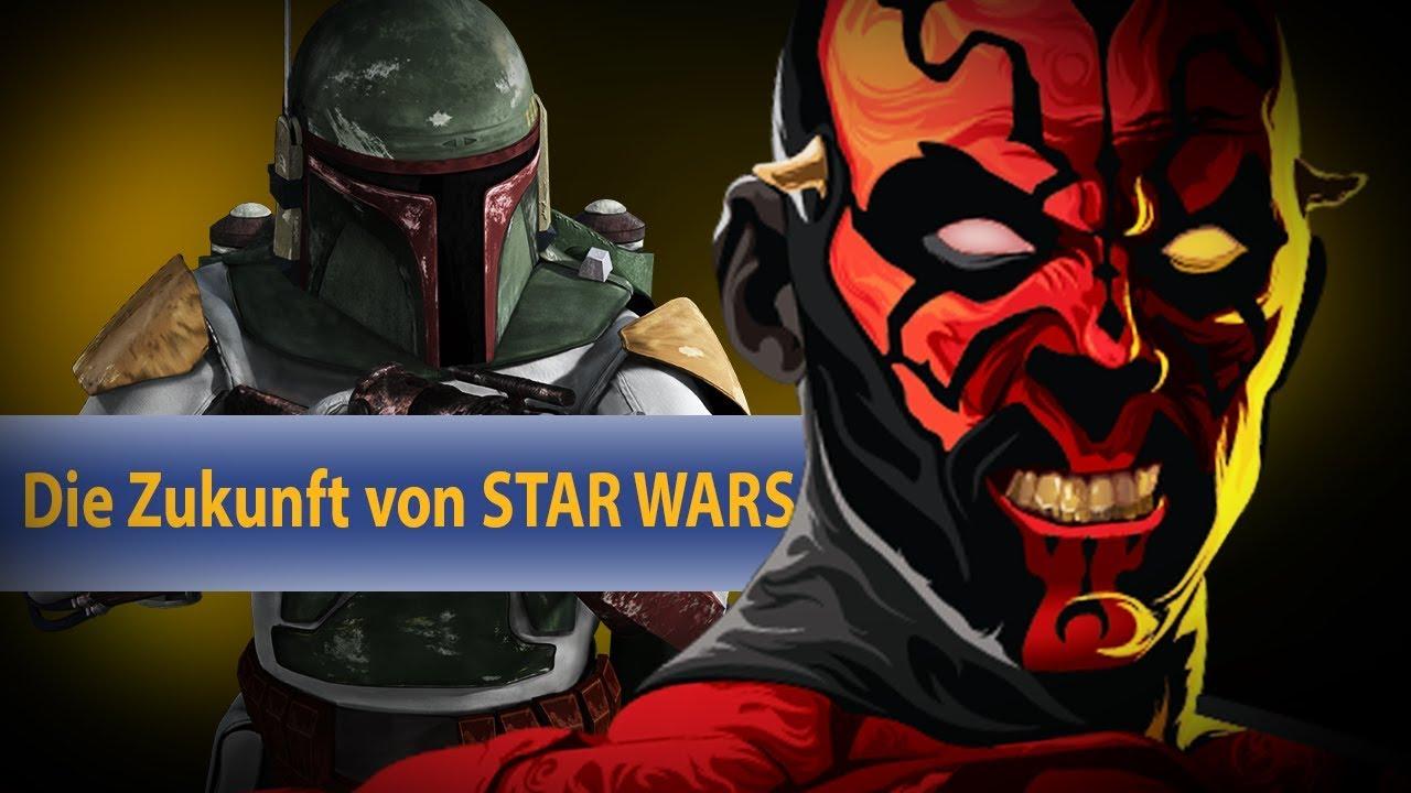 Die Zukunft Von Star Wars Diese Neuen Star Wars Filme Erwarten Uns